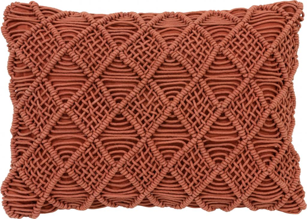Kissen macramé rot 60 x 40 cm hk living kaufen? lilianshouse